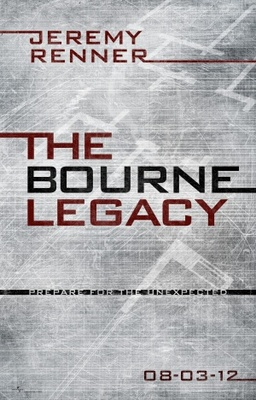 The Bourne Legacy movie poster (2012) poster MOV_c1b39ca0