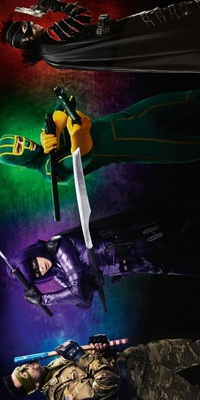 Kick-Ass 2 movie poster (2013) poster MOV_c1b5d805