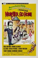 Munster, Go Home movie poster (1966) picture MOV_c1ba92c7