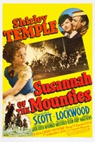 Susannah of the Mounties movie poster (1939) picture MOV_c1c1d262