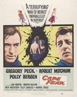 Cape Fear movie poster (1962) picture MOV_c1dbf165