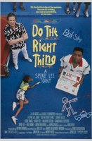 Do The Right Thing movie poster (1989) picture MOV_c1e80f1a