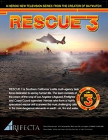 Rescue 3 movie poster (2013) picture MOV_c1f0c9fc