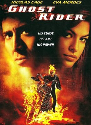 Ghost Rider movie poster (2007) poster MOV_c1f1d5ea