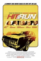 Hit and Run movie poster (2012) picture MOV_c1f32c73
