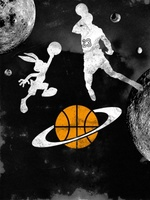 Space Jam movie poster (1996) picture MOV_c1f34b80
