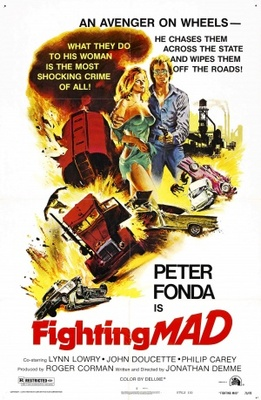 Fighting Mad movie poster (1976) poster MOV_c1f3dafb