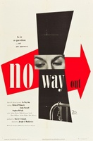 No Way Out movie poster (1950) picture MOV_a160edc7