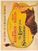 The Lady from Shanghai movie poster (1947) picture MOV_c1f86539