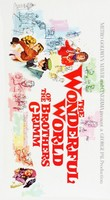 The Wonderful World of the Brothers Grimm movie poster (1962) picture MOV_c1mf0yk2