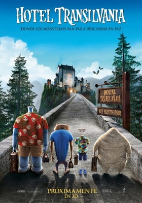 Hotel Transylvania movie poster (2012) poster MOV_c21036e9