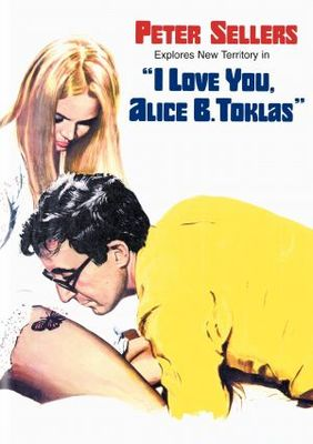 I Love You, Alice B. Toklas! movie poster (1968) poster MOV_c215d1fd