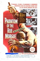 Phantom of the Rue Morgue movie poster (1954) picture MOV_aeb777a0