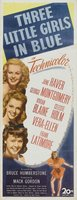 Three Little Girls in Blue movie poster (1946) picture MOV_c21a1069