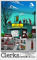 Clerks. movie poster (1994) picture MOV_c21a80e9