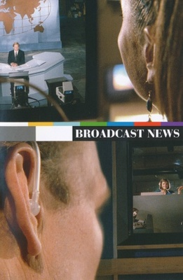 Broadcast News movie poster (1987) poster MOV_c21b9b12