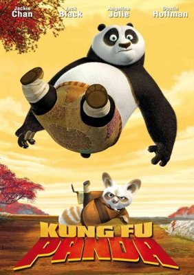 Kung Fu Panda movie poster (2008) poster MOV_c21f0e45
