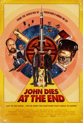 John Dies at the End movie poster (2012) poster MOV_c2232d74
