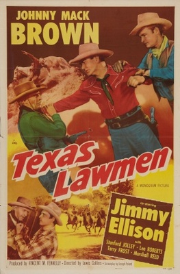 Texas Lawmen movie poster (1951) poster MOV_c2277b86