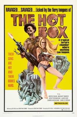 The Hot Box movie poster (1972) poster MOV_c231eb88