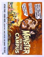 Monster on the Campus movie poster (1958) picture MOV_c2348a4a