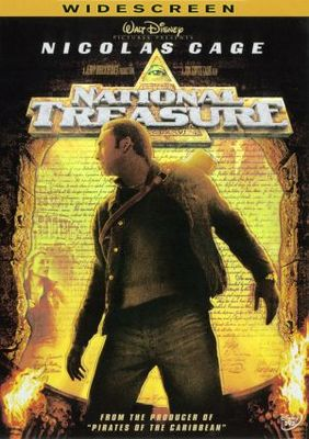 National Treasure movie poster (2004) poster MOV_c234967a