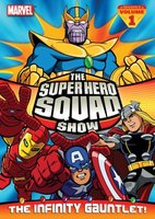 The Super Hero Squad Show movie poster (2009) picture MOV_c23a81b1