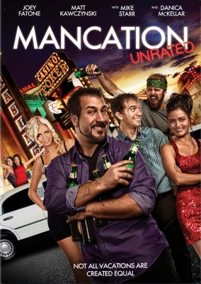 Mancation movie poster (2012) poster MOV_c23a98e2