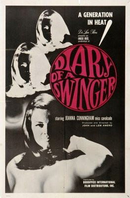 Diary of a Swinger movie poster (1967) poster MOV_c23d140a