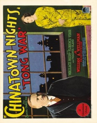 Chinatown Nights movie poster (1929) poster MOV_c24de569