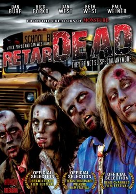 Retardead movie poster (2008) poster MOV_c25012bb
