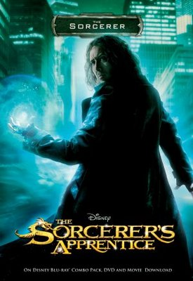 The Sorcerer's Apprentice movie poster (2010) poster MOV_c25fa4cc
