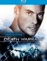 Death Warrant movie poster (1990) picture MOV_c2631e21