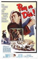 Pay or Die movie poster (1960) picture MOV_c26bc674