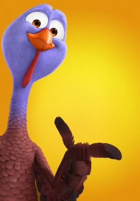 Free Birds movie poster (2013) poster MOV_c26c28e6