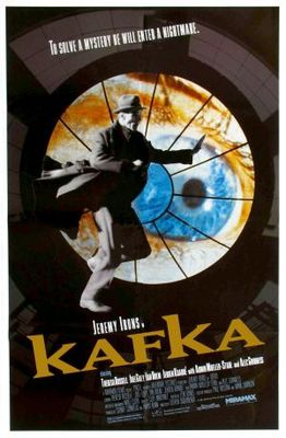 Kafka movie poster (1991) poster MOV_c26e16a2