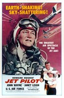 Jet Pilot movie poster (1957) picture MOV_8b9d3528
