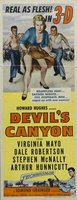 Devil's Canyon movie poster (1953) picture MOV_c2760485
