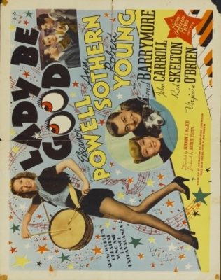 Lady Be Good movie poster (1941) poster MOV_c2764c0e