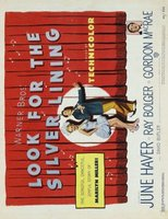 Look for the Silver Lining movie poster (1949) picture MOV_c283ac76