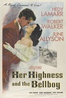 Her Highness and the Bellboy movie poster (1945) picture MOV_c289d22f