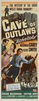 Cave of Outlaws movie poster (1951) picture MOV_c28ba727
