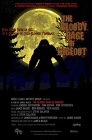 The Bloody Rage of Bigfoot movie poster (2010) picture MOV_c28c5f37