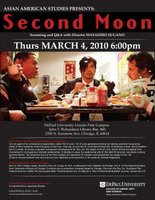 Second Moon movie poster (2006) picture MOV_c29d73d0