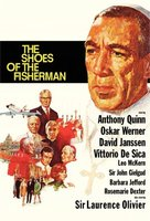 The Shoes of the Fisherman movie poster (1968) picture MOV_c29e531d