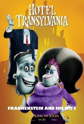 Hotel Transylvania movie poster (2012) poster MOV_c29e71ba