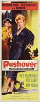 Pushover movie poster (1954) picture MOV_c29e77ed