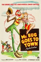 Mr. Bug Goes to Town movie poster (1941) picture MOV_2b7eb3a6