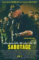 Sabotage movie poster (2014) picture MOV_c2a9c633