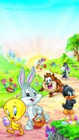 Baby Looney Tunes: Eggs-traordinary Adventure movie poster (2003) picture MOV_c2abe295
